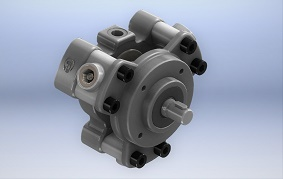 Radial Piston Pumps (1R3)