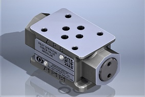 Pilot Operated Check Valve Modular Construction - CIM 06