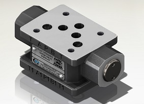 Pilot Operated Check Valve Modular Construction - CIM 10