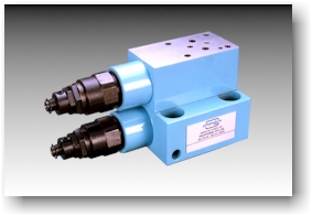 Cover for 2 Manual Pressure Setting, Electrically Selectable - CVC*-2RS*